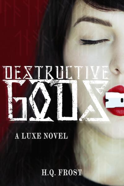 Destructive Gods cover