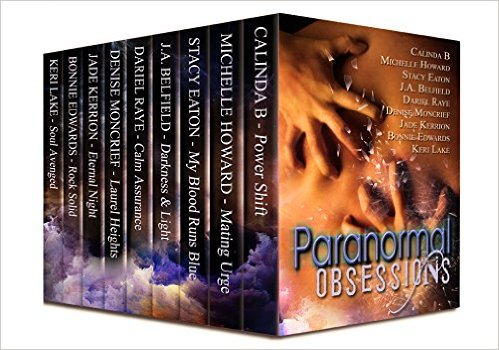 paranormal cover