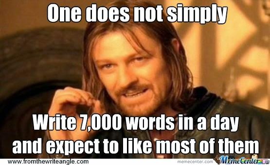 writing meme nano