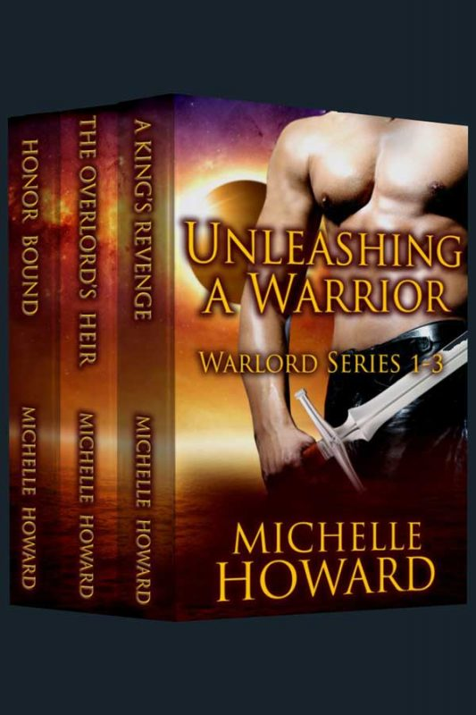 Unleashing a Warrior (Books 1-3 Warlord Series boxset)