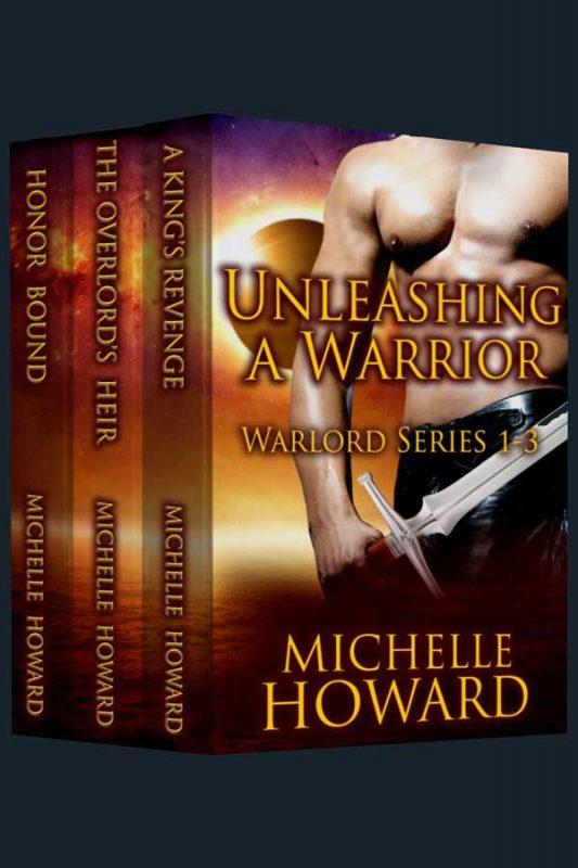 Unleashing a Warrior (Books 1-3 Warlord Series boxset)