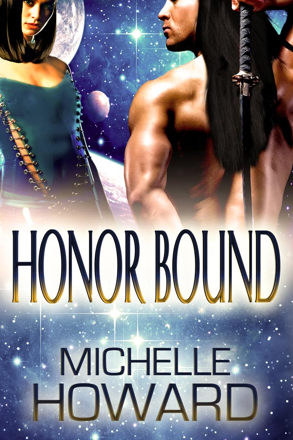 Honor Bound, Warlords Series by Author Michelle Howard