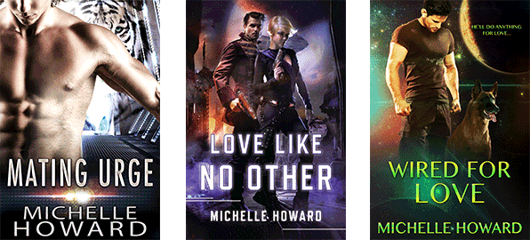 Michelle Howard – Paranormal and Contemporary Romance Author