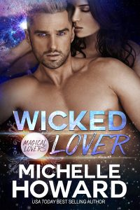 Wicked Lover by Michelle Howard